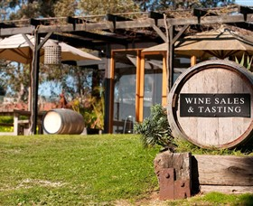 Saint Regis Winery Food  Wine Bar - Accommodation Gold Coast