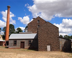 Andersons Mill Smeaton Historic Area - Accommodation Gold Coast