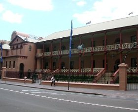 Parliament House - Accommodation Gold Coast
