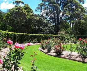 Wollongong Botanic Garden - Accommodation Gold Coast