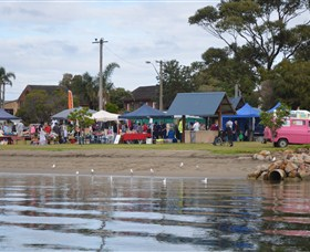 Greenwell Point Riverside Markets - Accommodation Gold Coast