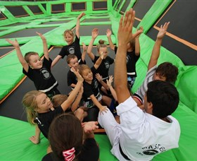 Flip Out Trampoline Arena - Accommodation Gold Coast