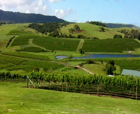 Crooked River Winery - Accommodation Gold Coast