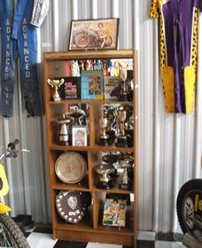 Ash's Speedway Museum - Accommodation Gold Coast