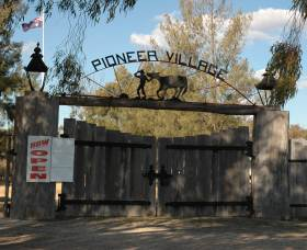 Inverell Pioneer Village - Accommodation Gold Coast