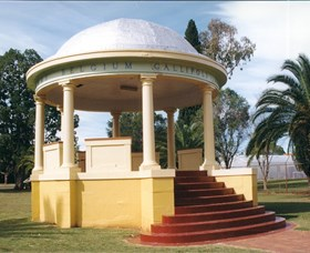 Kingaroy Soldiers Memorial Rotunda - Accommodation Gold Coast