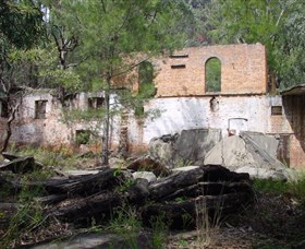 Newnes Shale Oil Ruins - Accommodation Gold Coast