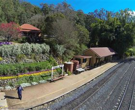Spring Bluff Railway Station - Accommodation Gold Coast