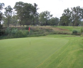 Muswellbrook Golf Club - Accommodation Gold Coast