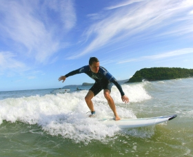 Central Coast Surf School - Accommodation Gold Coast