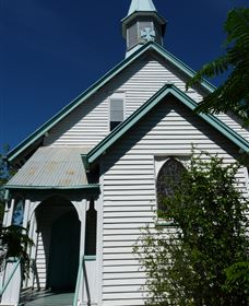 Saint Peter's Anglican Church - Accommodation Gold Coast