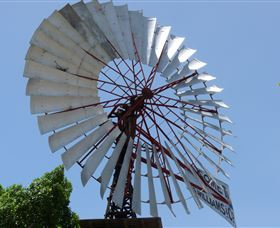 Barcaldine Windmill - Accommodation Gold Coast