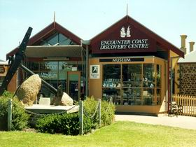 Encounter Coast Discovery Centre and The Old Customs and Station Masters House - Accommodation Gold Coast