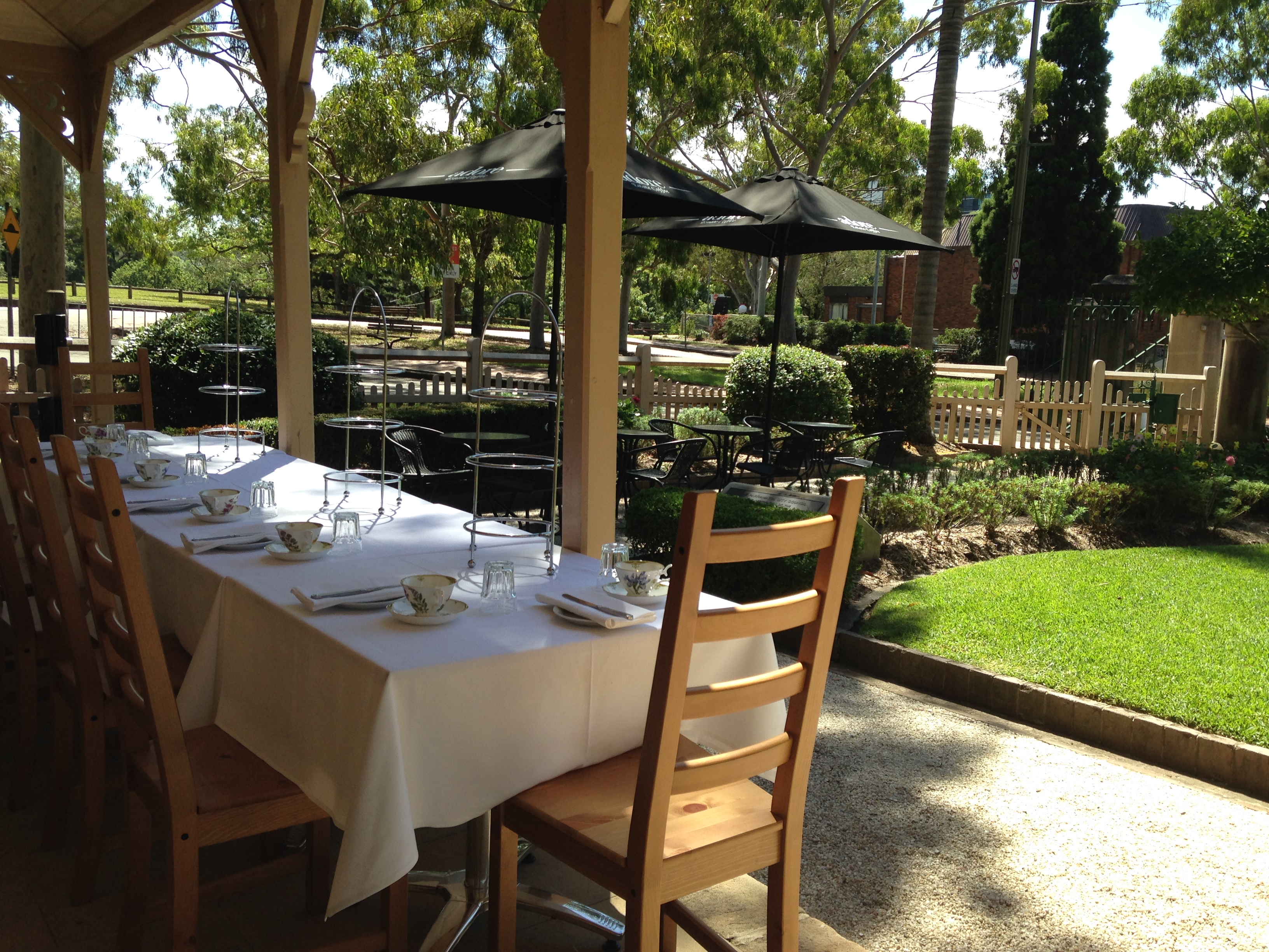 Gatehouse High Tea Rooms - Accommodation Gold Coast