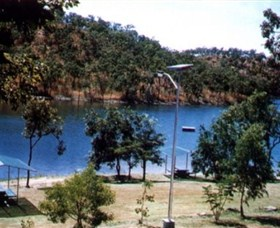 Lake Copperfield - Accommodation Gold Coast