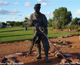 Cobar Miners Heritage Park - Accommodation Gold Coast
