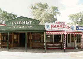 The Pioneer Settlement - Accommodation Gold Coast