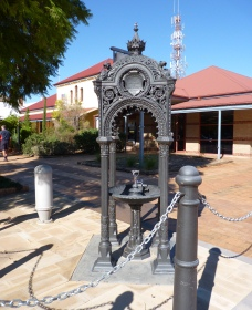 Witcombe Fountain - Accommodation Gold Coast