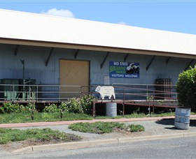 Mid-State Shearing Shed Museum - Accommodation Gold Coast