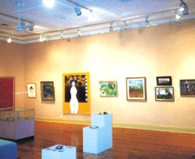 Griffith Regional Art Gallery - Accommodation Gold Coast
