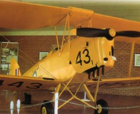 Tiger Moth Memorial - Accommodation Gold Coast