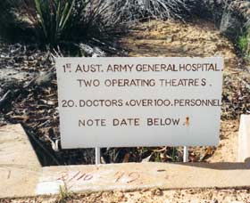 Army General Hospital Site - Accommodation Gold Coast