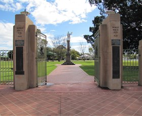 Goondiwindi War Memorial - Accommodation Gold Coast