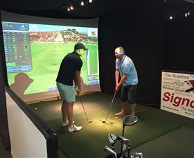 GolfTec - Accommodation Gold Coast