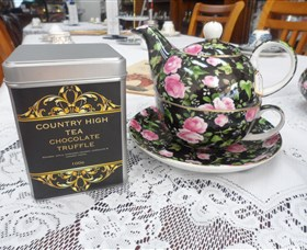 Country High Tea - Accommodation Gold Coast