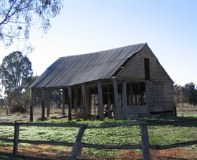 Cobb and Co Stables Morven - Accommodation Gold Coast