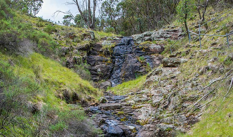 Hopetoun Falls walking track - Accommodation Gold Coast