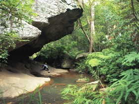 Cania Gorge National Park - Accommodation Gold Coast