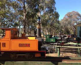 Mudgee Miniature Railway - Accommodation Gold Coast