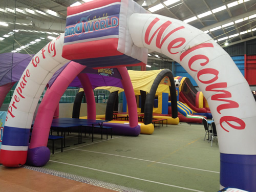 Airodrome Trampoline Park - Accommodation Gold Coast