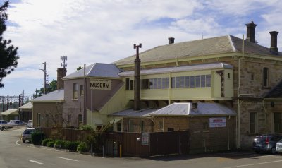 Mount Victoria and District Historical Society Museum - Accommodation Gold Coast