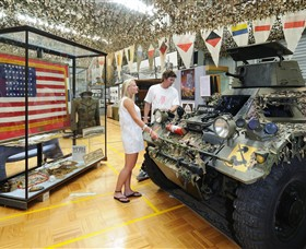Gippsland Armed Forces Museum - Accommodation Gold Coast