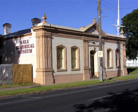 Sale Historical Museum - Accommodation Gold Coast