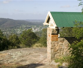 Mount Jellore Lookout - Accommodation Gold Coast