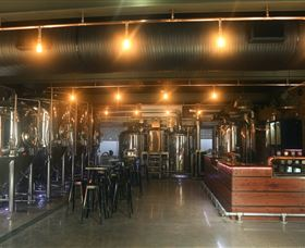 Pumpyard Bar and Brewery - Accommodation Gold Coast