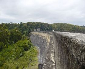 Cordeaux Dam - Accommodation Gold Coast