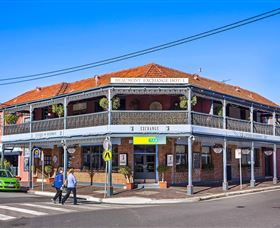 The Exchange Hotel - Beaumont - Accommodation Gold Coast