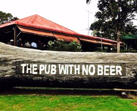 The Pub With No Beer - Accommodation Gold Coast