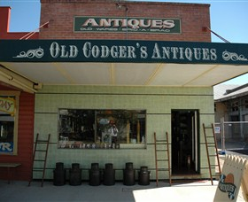 Old Codgers Antiques - Accommodation Gold Coast