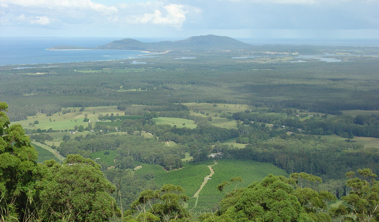Yarriabini lookout - Accommodation Gold Coast