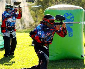 Elite 1 Paintball - Accommodation Gold Coast