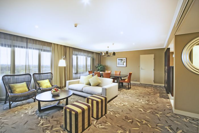 PARKROYAL Parramatta - Accommodation Gold Coast
