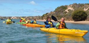 Canoe the Coorong - Accommodation Gold Coast