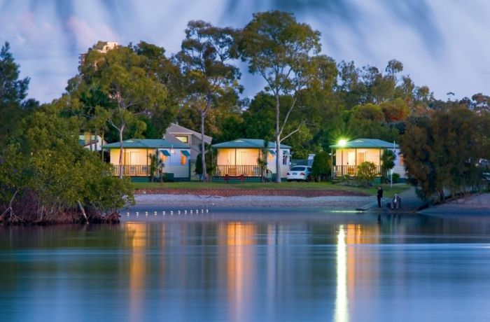 Boyds Bay Holiday Park - Accommodation Gold Coast