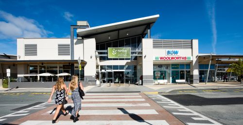 Noosa Civic Shopping Centre - Accommodation Gold Coast