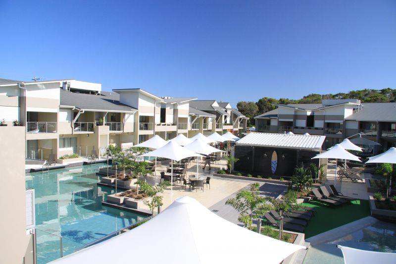 Lagoons 1770 Resort and Spa - Accommodation Gold Coast